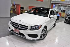 2017 Mercedes-Benz C-Class C 300 AMG-Sport Package One-Owner