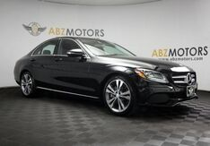 2017_Mercedes-Benz_C-Class_C 300 Blind Spot,Camera,Parktronic,Push Start_ Houston TX