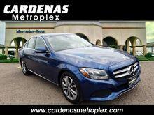 2017_Mercedes-Benz_C-Class_C 300_ Brownsville TX