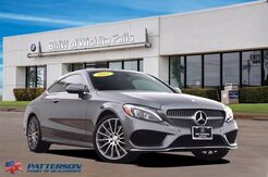 2017_Mercedes-Benz_C-Class_C 300 COUPE_ Wichita Falls TX
