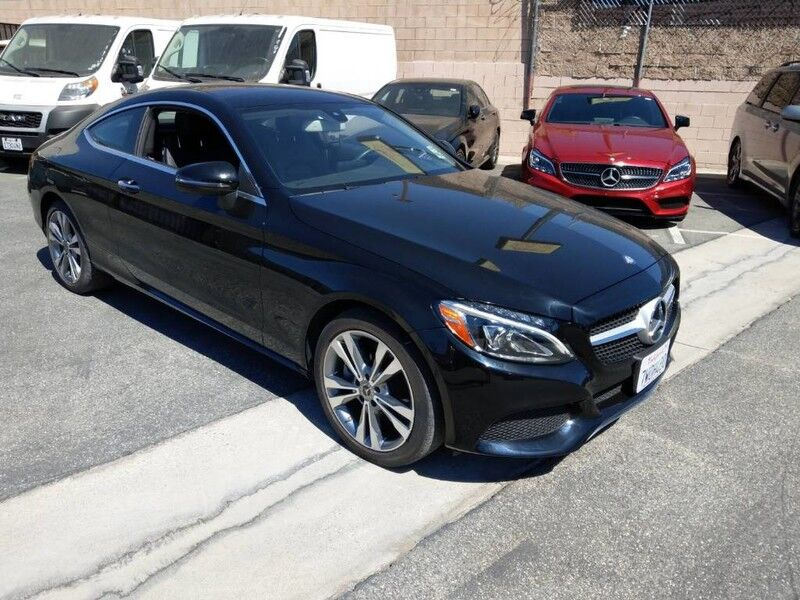2017 Mercedes-Benz C-Class C 300 COUPE(12/16) PANORAMA ROOF / PREMIUM PACKAGE Monterey Park CA