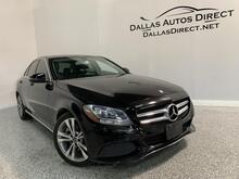 2017_Mercedes-Benz_C-Class_C 300_ Carrollton  TX