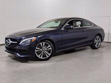 2017_Mercedes-Benz_C-Class_C 300_ Cary NC