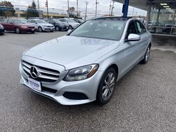 2017_Mercedes-Benz_C-Class_C 300_ Cleveland OH