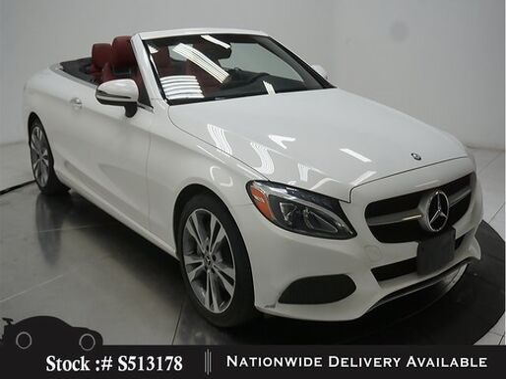 2017_Mercedes-Benz_C-Class_C 300 Convertible NAV,CAM,HTD STS,BLIND SPOT_ Plano TX