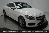 Mercedes-Benz C-Class C 300 Coupe AMG SPORT,NAV,CAM,PANO,HEADS UP 2017