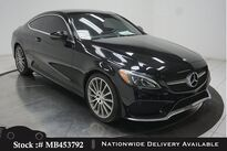 Mercedes-Benz C-Class C 300 Coupe AMG SPORT,NAV,CAM,PANO,LED LIGHTS 2017