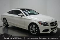 Mercedes-Benz C-Class C 300 Coupe NAV READY,CAM,PANO,HTD STS,BLIND SPOT 2017