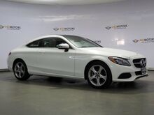 2017_Mercedes-Benz_C-Class_C 300 Coupe,Heated Seats,Bluetooth,Push Start,Warranty_ Houston TX