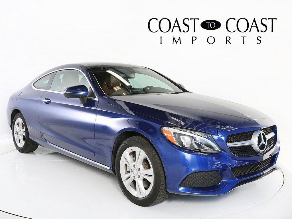 2017 Mercedes-Benz C-Class C 300 Indianapolis IN