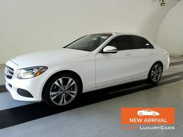 2017_Mercedes-Benz_C-Class_C 300_ Hollywood FL