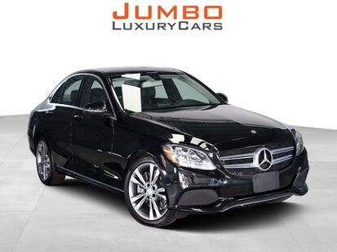 2017_Mercedes-Benz_C-Class_C 300_ Hollywood FL