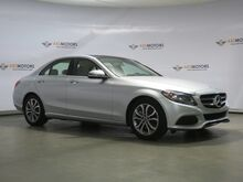 2017_Mercedes-Benz_C-Class_C 300_ Houston TX