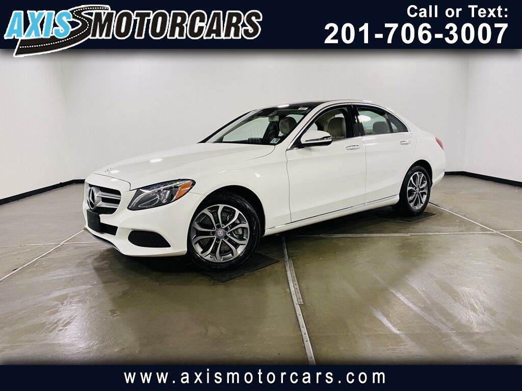 2017 Mercedes-Benz C-Class C 300 Jersey City NJ