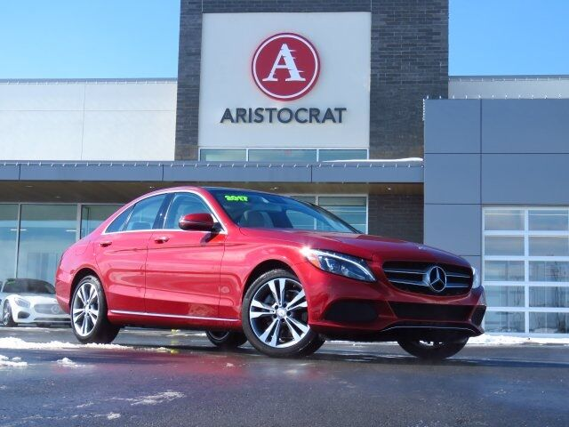 2017 Mercedes-Benz C-Class C 300 Lee's Summit MO