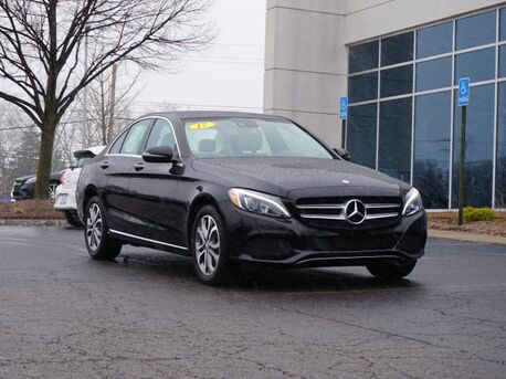 2017_Mercedes-Benz_C-Class_C 300 Luxury 4MATIC_  Novi MI