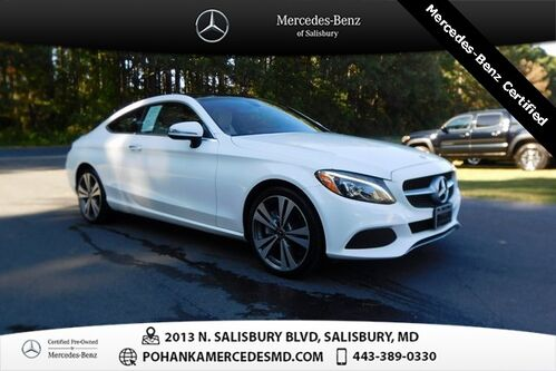 2017_Mercedes-Benz_C-Class_C 300 Mercedes-Benz Certified Pre-Owned_ Salisbury MD