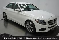 Mercedes-Benz C-Class C 300 NAV READY,CAM,17IN WHLS,BTOOTH 2017
