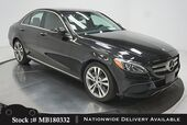 2017 Mercedes-Benz C-Class C 300 NAV READY,CAM,PANO,BLIND SPOT,LED LIGHTS