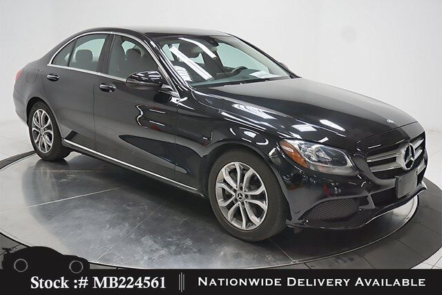 2017 Mercedes-Benz C-Class C 300 NAV READY,CAM,PANO,KEY-GO,17IN WHLS Plano TX