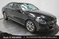Mercedes-Benz C-Class C 300 NAV READY,CAM,PANO,KEY-GO,17IN WHLS 2017