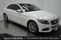 Mercedes-Benz C-Class C 300 NAV READY,CAM,PANO,KEY-GO,17IN WLS 2017