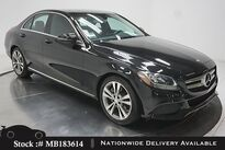 Mercedes-Benz C-Class C 300 NAV READY,CAM,PANO,KEY-GO,18IN WHLS 2017