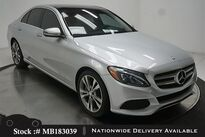 Mercedes-Benz C-Class C 300 NAV,CAM,PANO,BLIND SPOT,LED LIGHTS 2017
