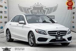 Mercedes-Benz C-Class C 300, NO ACCIDENT, AWD, NAVI, 360 CAM, B.SPOT 2017