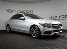 2017_Mercedes-Benz_C-Class_C 300 Pano,Blind Spot,Nav,Camera,Burmester_ Houston TX