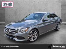 2017_Mercedes-Benz_C-Class_C 300_ Pembroke Pines FL