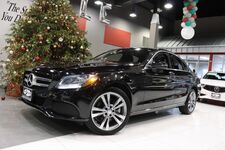 2017 Mercedes-Benz C-Class C 300 Premium 1 Package Panorama Roof Navigation System
