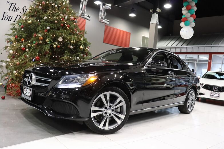 2017 Mercedes-Benz C-Class C 300 Premium 1 Package Panorama Roof Navigation System Springfield NJ