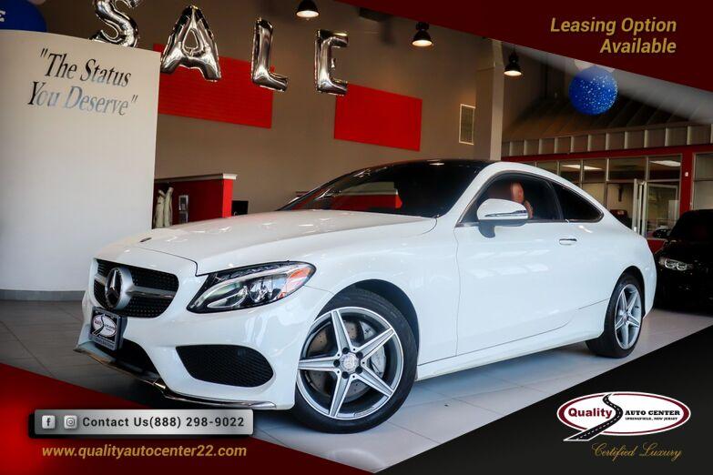 2017 Mercedes-Benz C-Class C 300 Premium 1 Pkg, AMG Sports PKG Springfield NJ