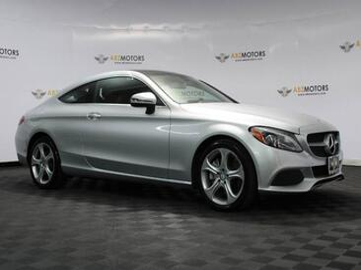 2017_Mercedes-Benz_C-Class_C 300 Premium 1 Pkg,RearView Cam,Heated Seats_ Houston TX