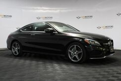 2017_Mercedes-Benz_C-Class_C 300 Premium 2 Pkg,Sport Pkg,Nav,RearView Cam_ Houston TX