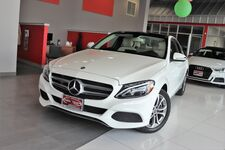 2017 Mercedes-Benz C-Class C 300 Premium 3 Package Heated Front Seats Heated Steering Wheel Panorama Roof Navigation 1 Owner