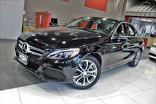 2017 Mercedes-Benz C-Class C 300 Premium Package 2 Panorama Roof