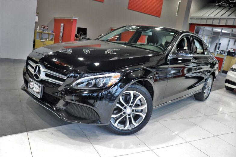 2017 Mercedes-Benz C-Class C 300 Premium Package 2 Panorama Roof Springfield NJ