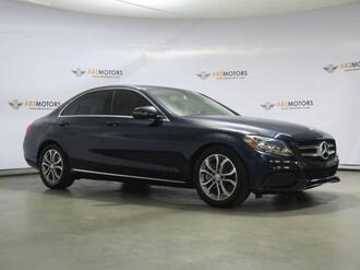 2017_Mercedes-Benz_C-Class_C 300 Rear Camera,Bluetooth,Push Start,Warranty_ Houston TX