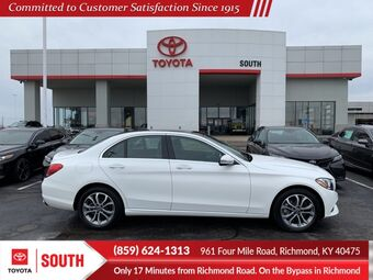 2017_Mercedes-Benz_C-Class_C 300_ Richmond KY
