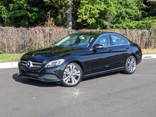2017_Mercedes-Benz_C-Class_C 300 Sedan_ Cary NC