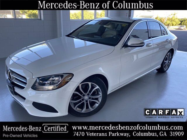 2017 Mercedes-Benz C 300 Sedan Columbus GA