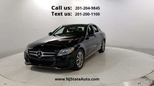 2017 Mercedes-Benz C-Class C 300 Sedan Jersey City NJ