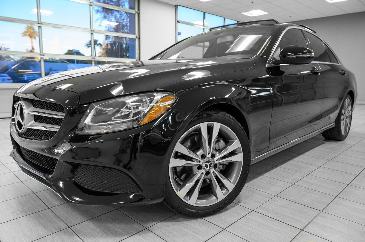 2017 Mercedes-Benz C-Class C 300 Sedan Peoria AZ