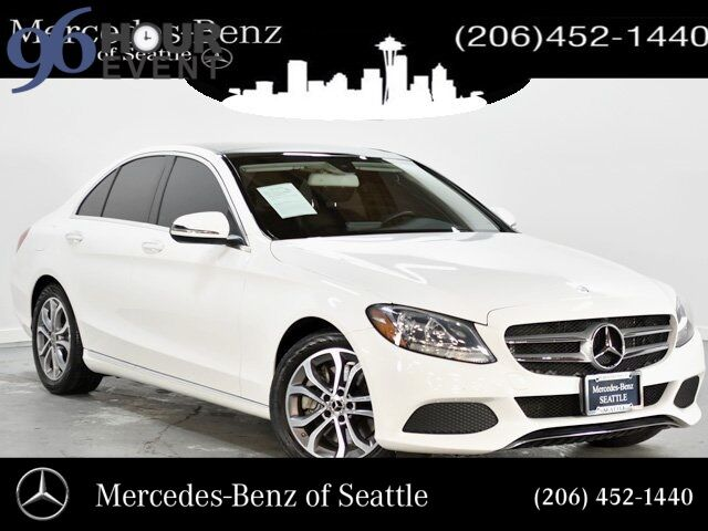 2017 Mercedes-Benz C-Class C 300 Sedan Seattle WA
