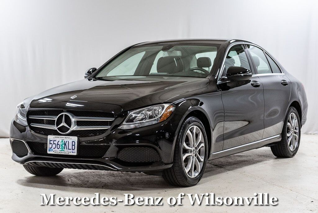 2017 Mercedes-Benz C-Class C 300 Sedan Wilsonville OR
