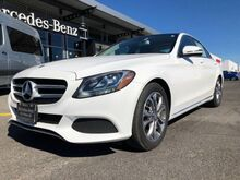 2017_Mercedes-Benz_C-Class_C 300 Sedan_ Yakima WA