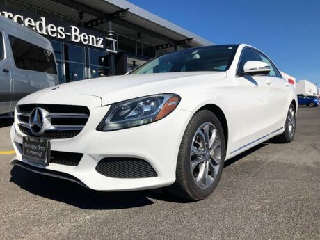 2017 Mercedes-Benz C-Class C 300 Sedan Yakima WA