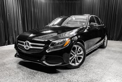 2017_Mercedes-Benz_C-Class_C 300 Sedan_ Peoria AZ